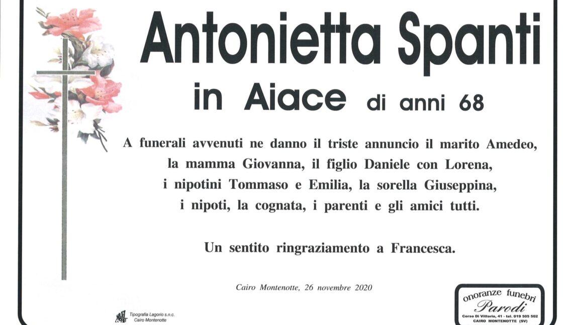 Antonietta Spanti