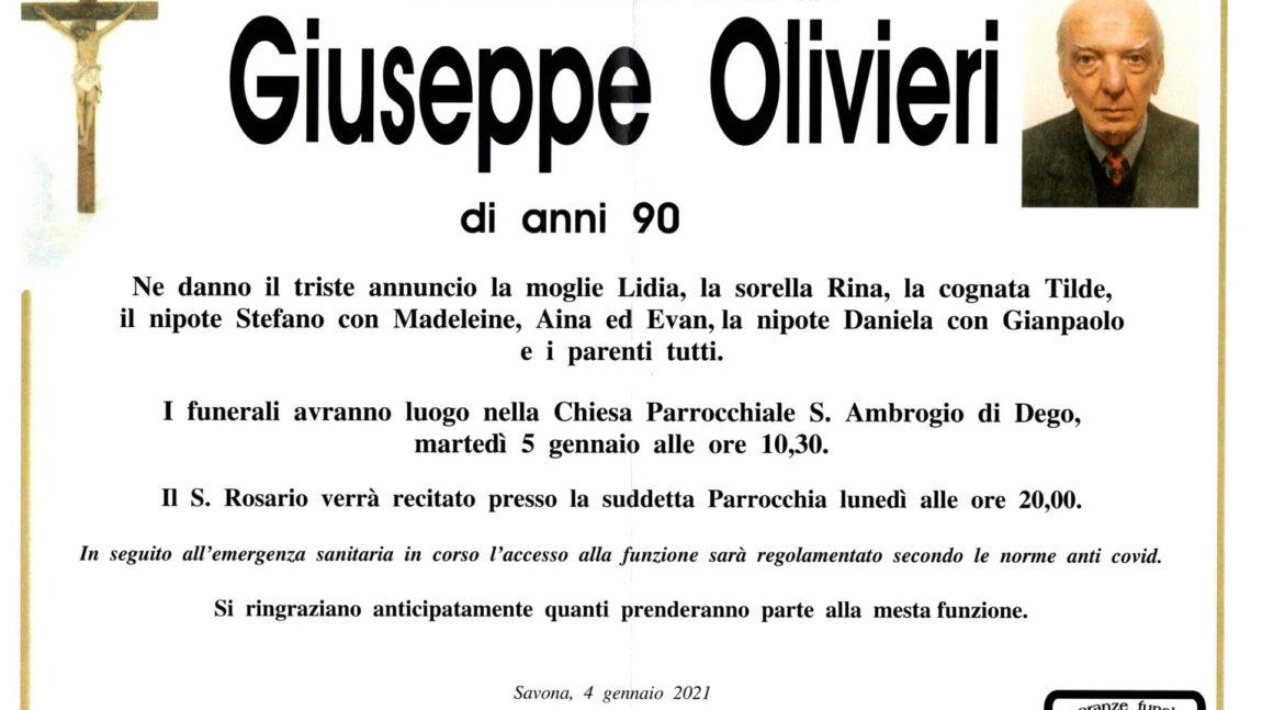 Olivieri Giuseppe